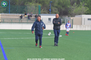 Interview du dirigeant Habib Benafla adjoint des U16 R1