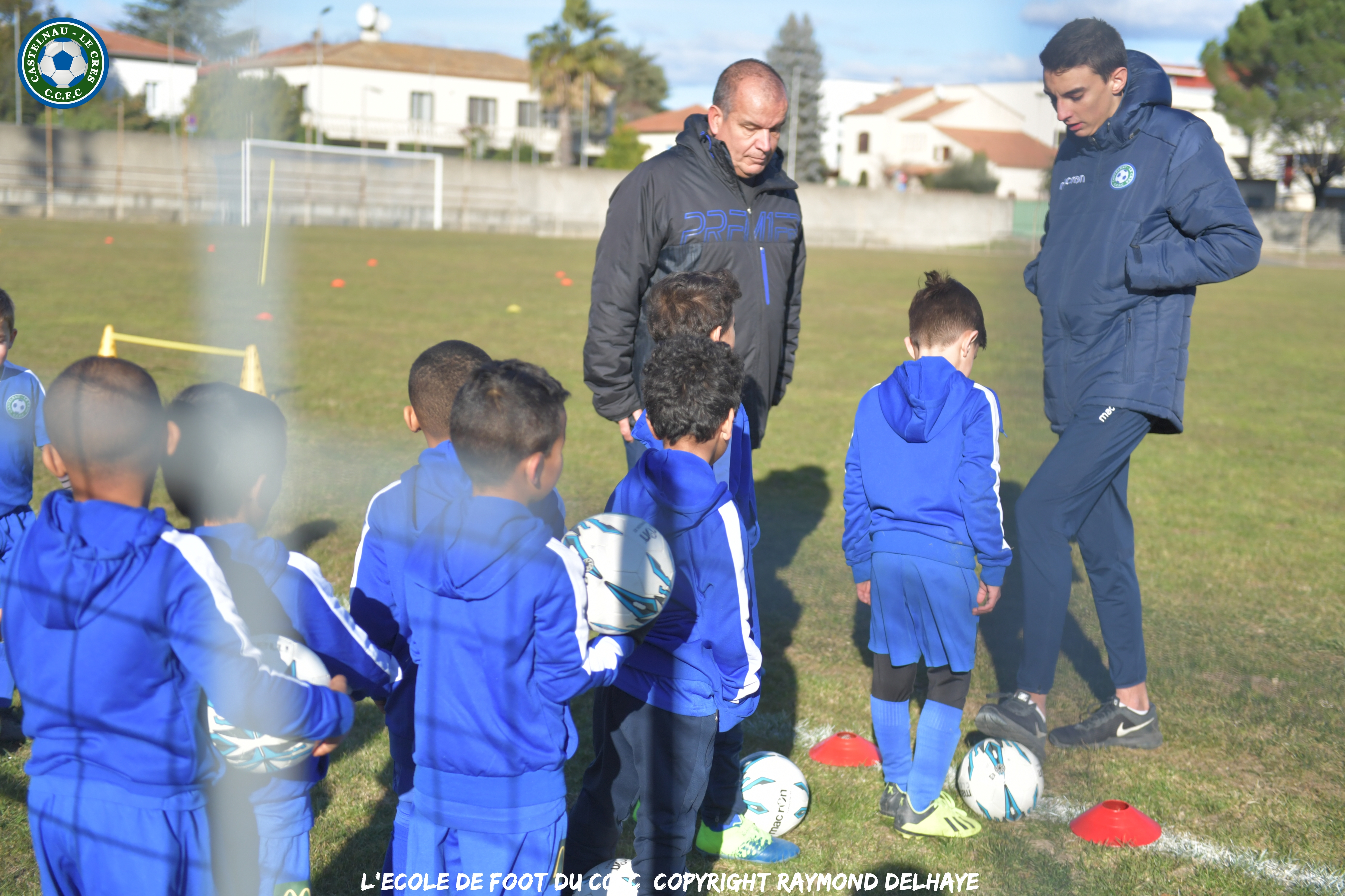 Interview de Romain Mazel l'enfant du club