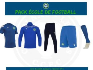 Pack École De Football