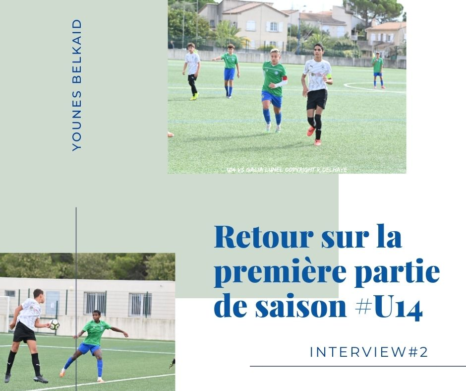 Interview du coach Younes Belkaid